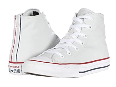 Converse Kids Chuck Taylor(r) All Star(r) Twisted Varsity Hi (Little Kid/Big Kid) (Photon Dust/Garnet/White) Kid