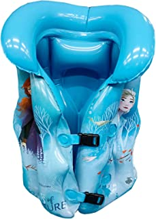 Disney Frozen II Printed Kids Inflatable Swim Vest.
