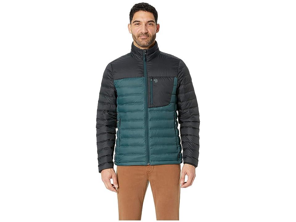 Mountain Hardwear Dynothermtm Down Jacket (Blue Spruce) Men