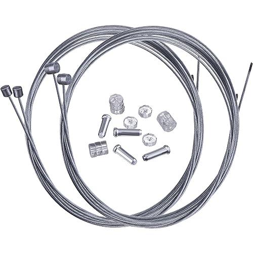 Cable Inner Brake Action Galv 2End Bulk 165Cm Bag of 25