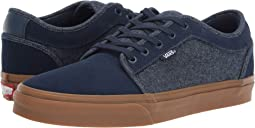 97d6583a30 (Denim) Dress Blues Classic Gum. 200. Vans. Chukka Low