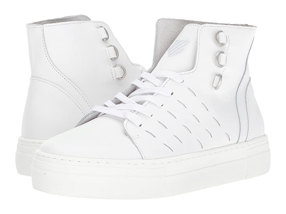 K-Swiss Modern High (White/Off-White) Women