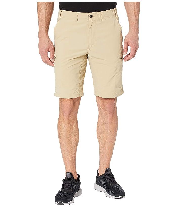 ExOfficio Sol Cool Camino 10 Shorts (Light Khaki) Men