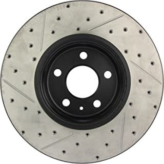 EBC Brakes GD1574 3GD Series Dimpled and Slotted Sport Rotor