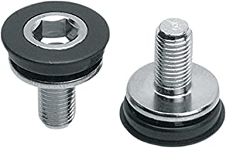 Forest Bykes 8mm Hex Crank arm fixing bolt with Caps - Fits Many Cranksets by FSA Suntour Prowheel and many more