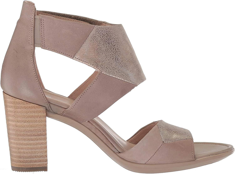 ECCO Women's Shape 65 Block Ankle