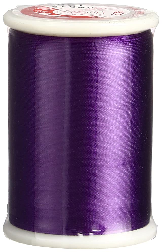 Superior Threads 13601-128 50 WT Tire Filament Silk Thread, Purple, 109 yd