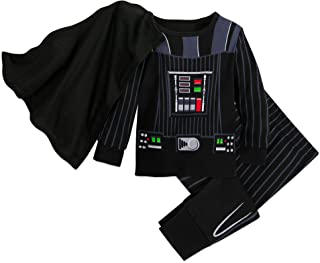 Star Wars Darth Vader Costume PJ PALS for Baby Multi