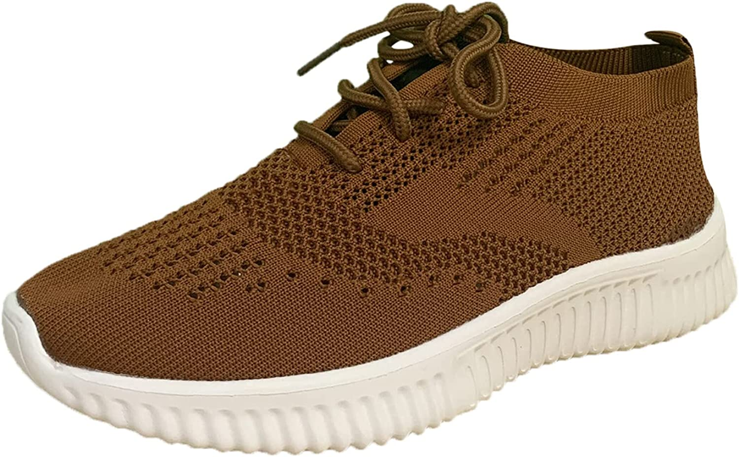 USYFAKGH High Max 83% OFF material Athletic Shoes for Women Walking - Sock Sneakers