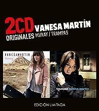 Vanesa Martin -Munay  /  Trampas Reedición  (2 CD)