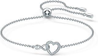 SWAROVSKI Infinity Heart Bracelet