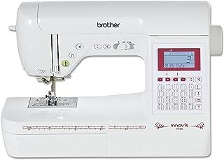 Brother Innov-is F400 Máquina de coser blanca