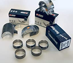 1967-02 King Rod & Main & Cam Bearings Kit compatible with Chevy SB 305 307 327 350 383 Small Block Chevy