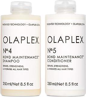 Olaplex - Shampoo e balsamo di mantenimento, n. 4 e 5