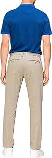 Calvin Klein Men's Cotton Stretch Casual Trouser