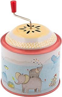 Tin Music Box Les Papoum