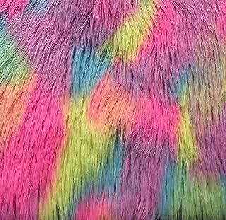 Best pastel rainbow shaggy Reviews