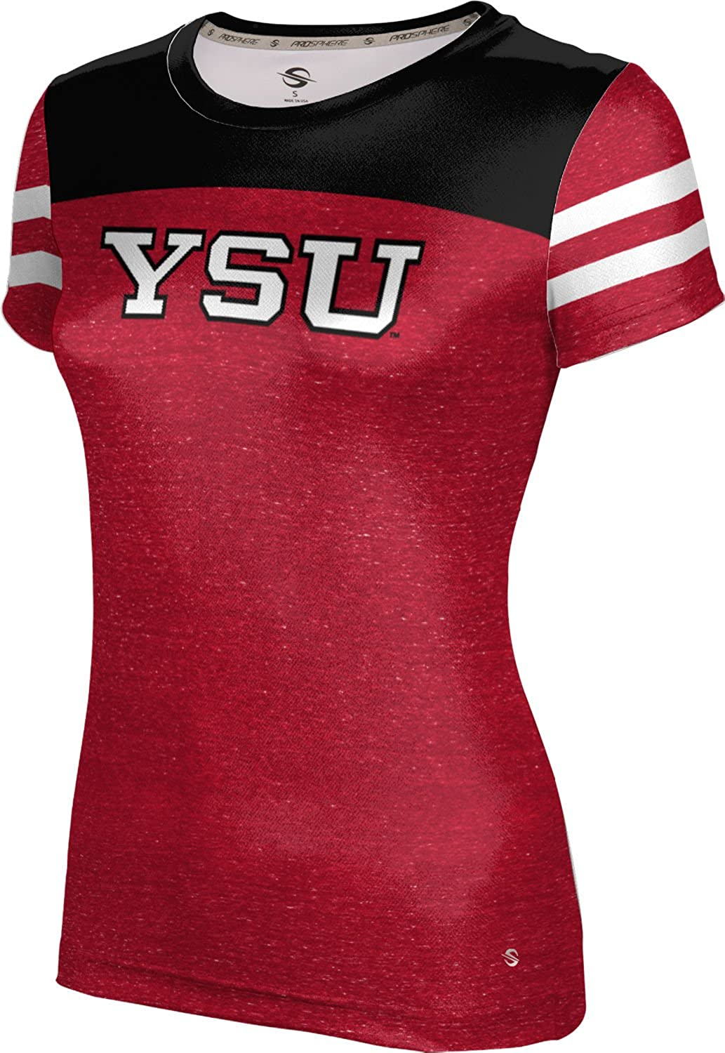 ProSphere Youngstown State University Girls' Performance T-Shirt (Game Time)