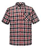 Schöffel Herren Shirt Bischofshofen2 UV Hemd, poinciana, 48
