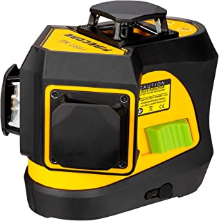 Firecore Professional F99T-XG 3D Green Beam Three-Plane Leveling and Alignment-Line Laser