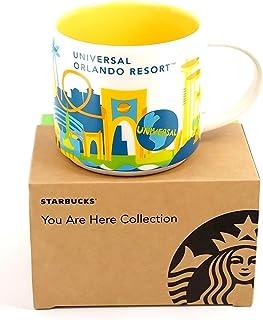 ユニバーサルスタジオ オーランド x スターバックス You Are Here Collection マグカップ UNIVERSAL ORLAND RESORT スタバ