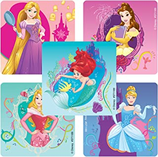 SmileMakers Disney Princess Enchanted Stickers - Prizes 100 Per Pack