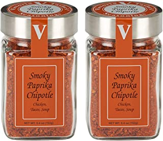 Smoky Paprika Chipotle 2 Pack – Mesquite flavored spice blend.