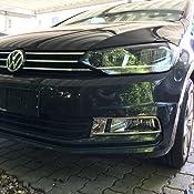 Exterieur Nebelscheinwerfer Dekor Abs Kunststoff Verchromt 2 Stück Für Touran Ii 2 Bj 2016 2019 Nicht Für R Line Auto