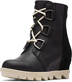 a9f6bc6b5be34 Amazon.com: Wedge - Boots / Shoes: Clothing, Shoes & Jewelry