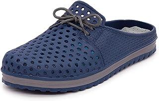LEKANN 102 Men's Clogs Summer Garden Shoes Mules Slippers Size 7-11