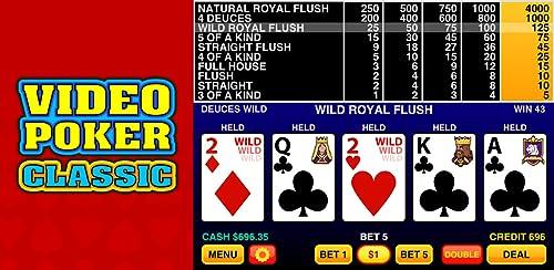 『Video Poker Classic ™』の6枚目の画像