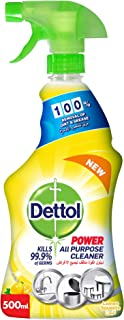 Dettol Lemon Healthy Home All Purpose Cleaner Trigger 500ml