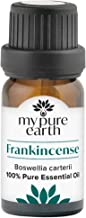 Frankincense Essential Oil, 100% Pure, Sustainably Sourced, Organically Crafted, Aromatherapy, My Pure Earth, 10ml