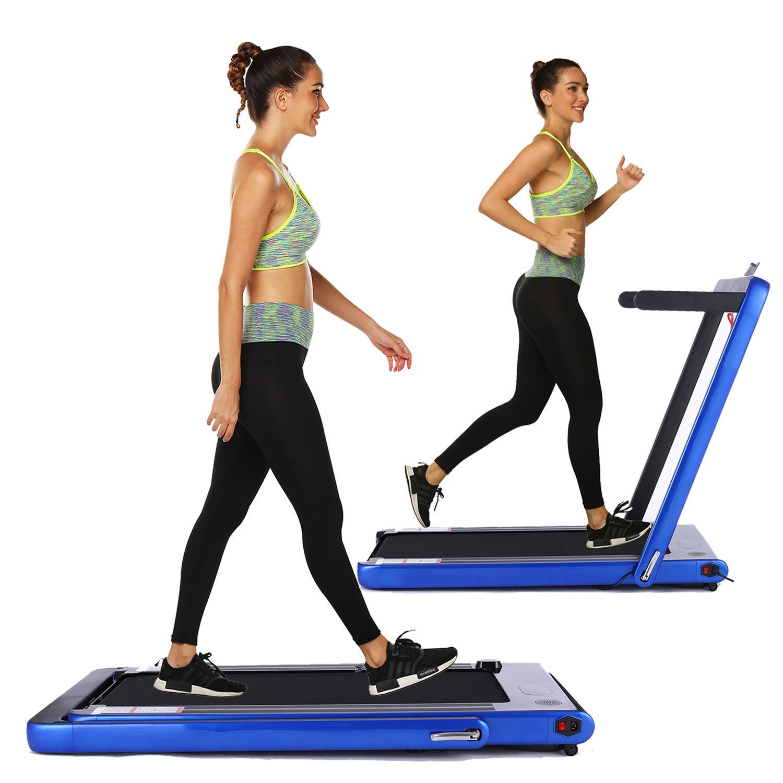 OppsDecor Treadmill Electric Bluetooth Exercise