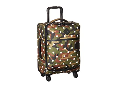 Herschel Supply Co. Highland Carry-On (Woodland Camo Polka) Carry on Luggage