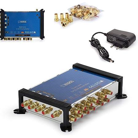 Anadol Gold Line Multischalter 5 Elektronik