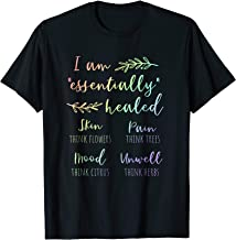 Essential Oil Love Young Healthy Lifestyle Living Gift Shirt
