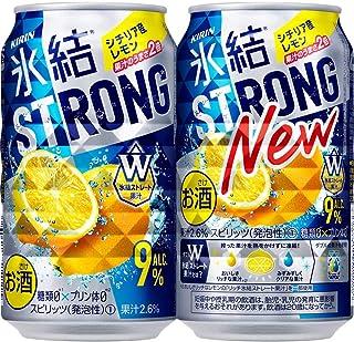 キリン 氷結ストロング シチリア産レモン [ チューハイ 350ml×24本 ]