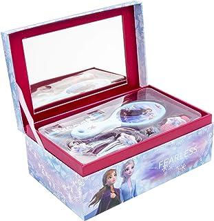 JOY TOY Disney Frozen II Smyckeskrin med Tillbehör