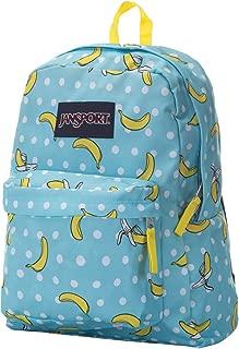 JanSport Unisex SuperBreak¿ Blue Topaz/Oh Bananas One Size