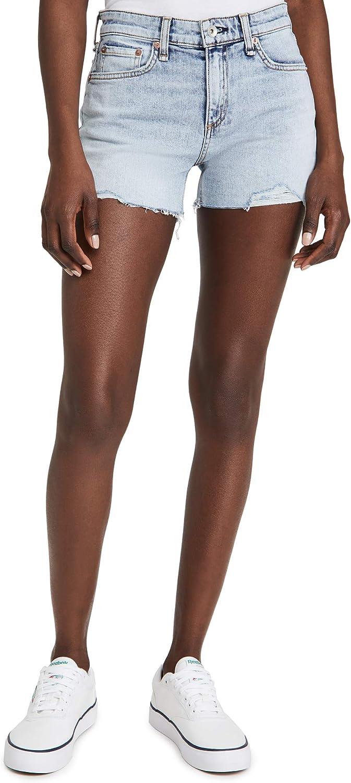 rag & bone Women's Dre Low Rise Shorts