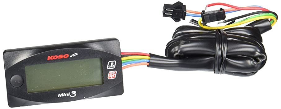 Koso BA003170 Mini 3 Dual Temperature Meter