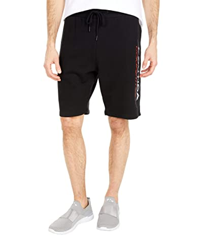 Nautica Competition Knit Shorts (True Black) Men