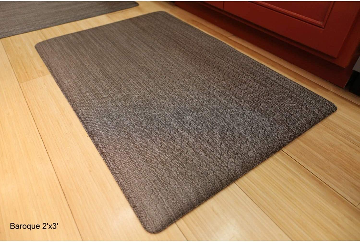 Mats Inc. Luxe Therapeutic Ultra Cushioned Floor Mat, 2' x 3', Baroque