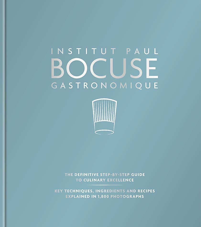 意味実験室同種のInstitut Paul Bocuse Gastronomique: The definitive step-by-step guide to culinary excellence (English Edition)