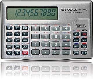 Calculadora Financeira Fn1200c Procalc