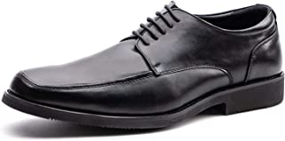 Oxfords Shoes Mens Black, Brown Leather Dress Formal Business Size 9-13