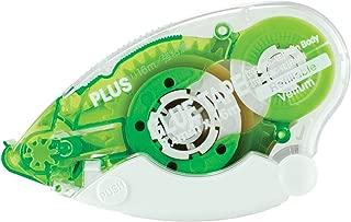 Plus Permanent Vellum Glue Tape Dispenser.33