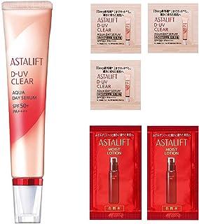 アスタリフト D-UVクリア アクアデイセラム (30g SPF50+・PA++++) UV美容液 兼 化粧下地 メーカー公式(増量+おまけ付) うるおい