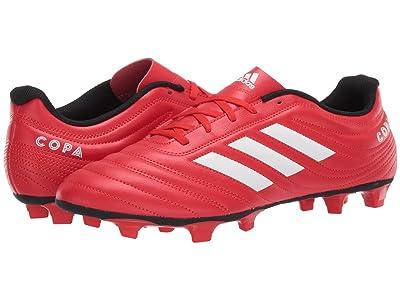 adidas Copa 20.4 FG (Active Red/Footwear White/Core Black) Men